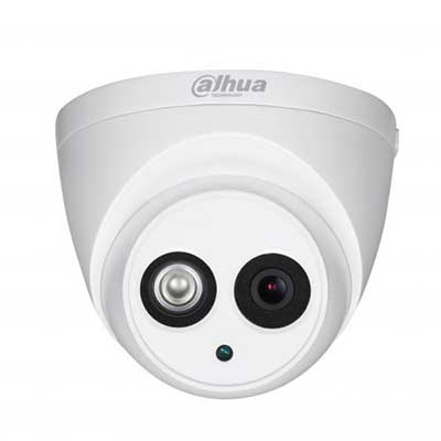 CAMERA DOME 4MP HDCVI DAHUA HAC-HDW2401EMP