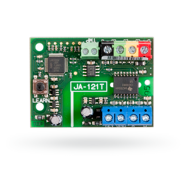 Giao diện của BUS RS-485 Module JA-121T